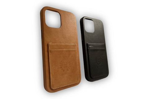 The Executive: Slim Wallet Case for iPhone