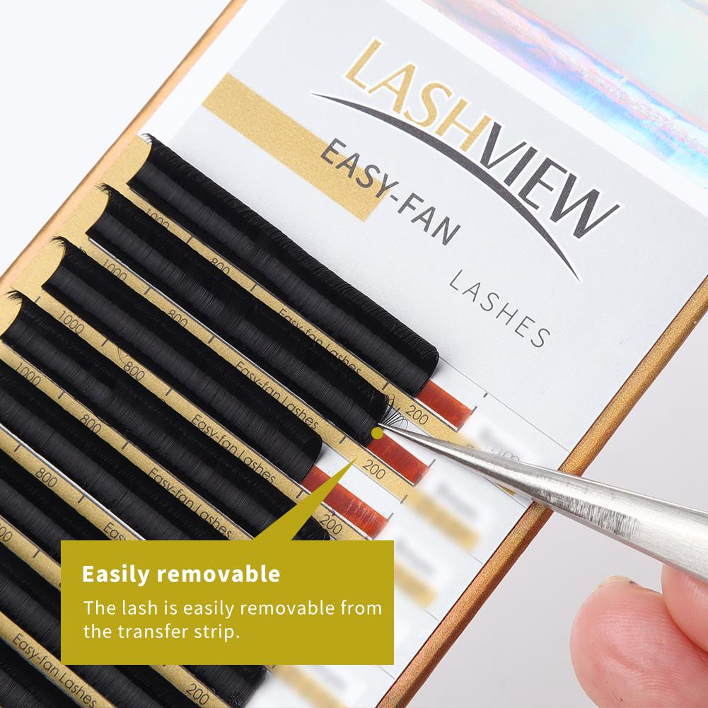 Easy Fan Lashes 0.05mm