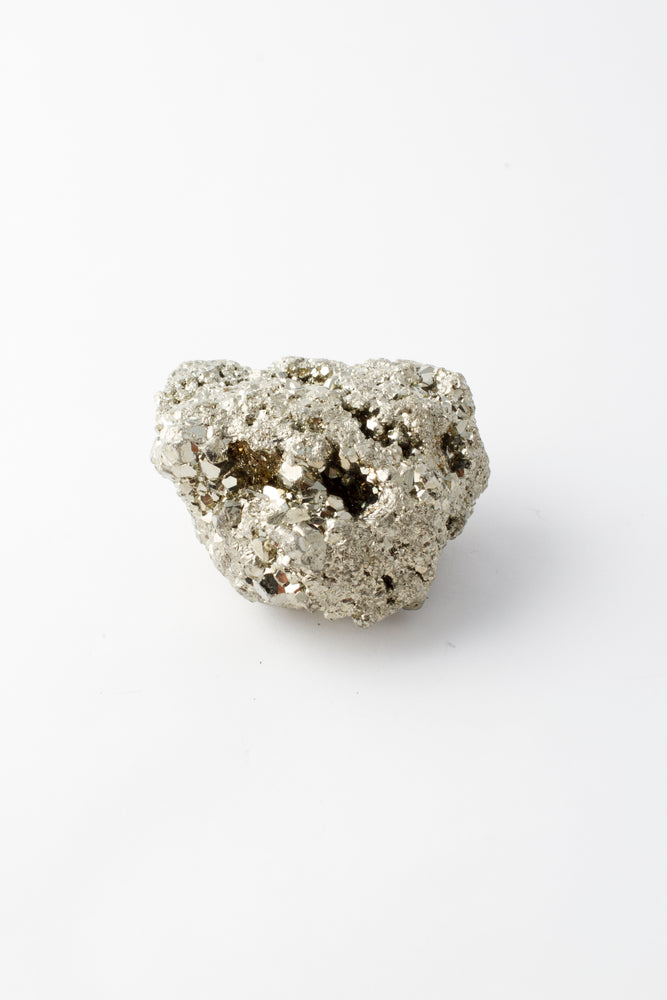 Load image into Gallery viewer, Peruvian Pyrite Nugget