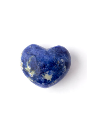 Load image into Gallery viewer, Sodalite Puffed Heart