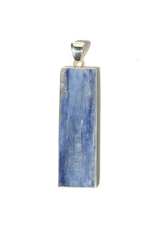 Blue Kyanite Blade Pendant