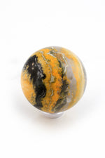 Bumble Bee Jasper Sphere