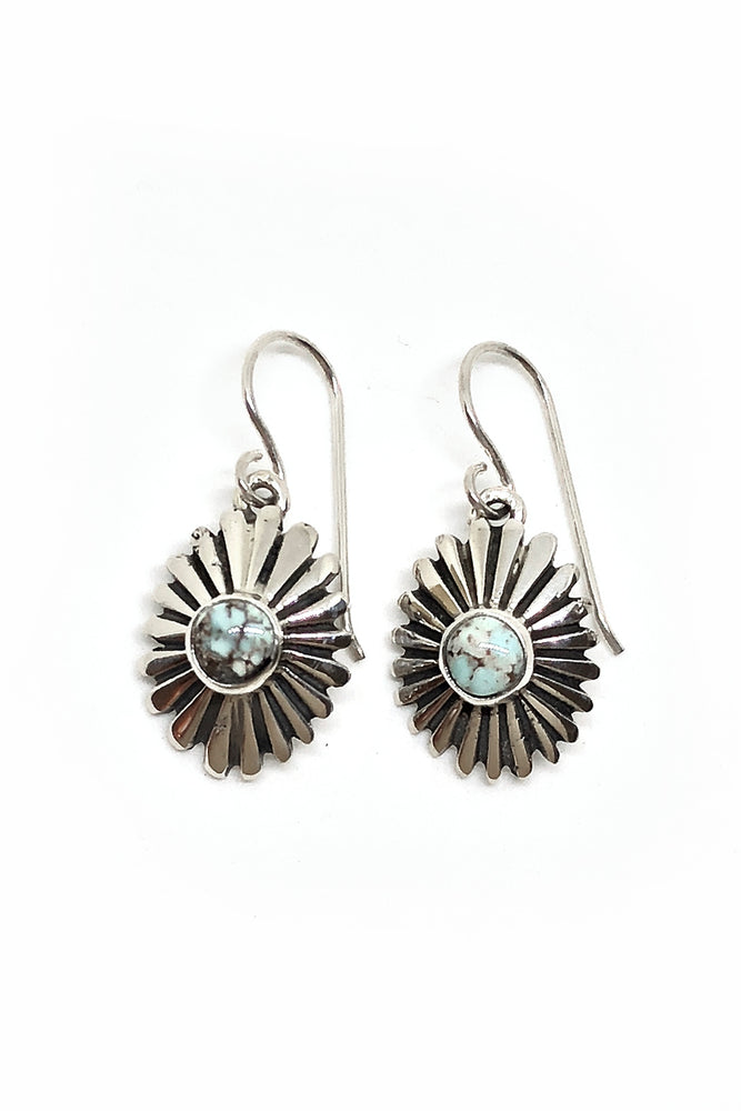 Dry Creek Turquoise Earrings