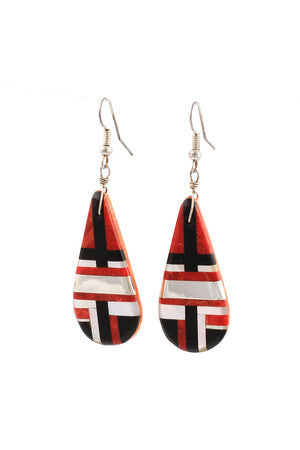 David Coriz Santo Domingo Earrings
