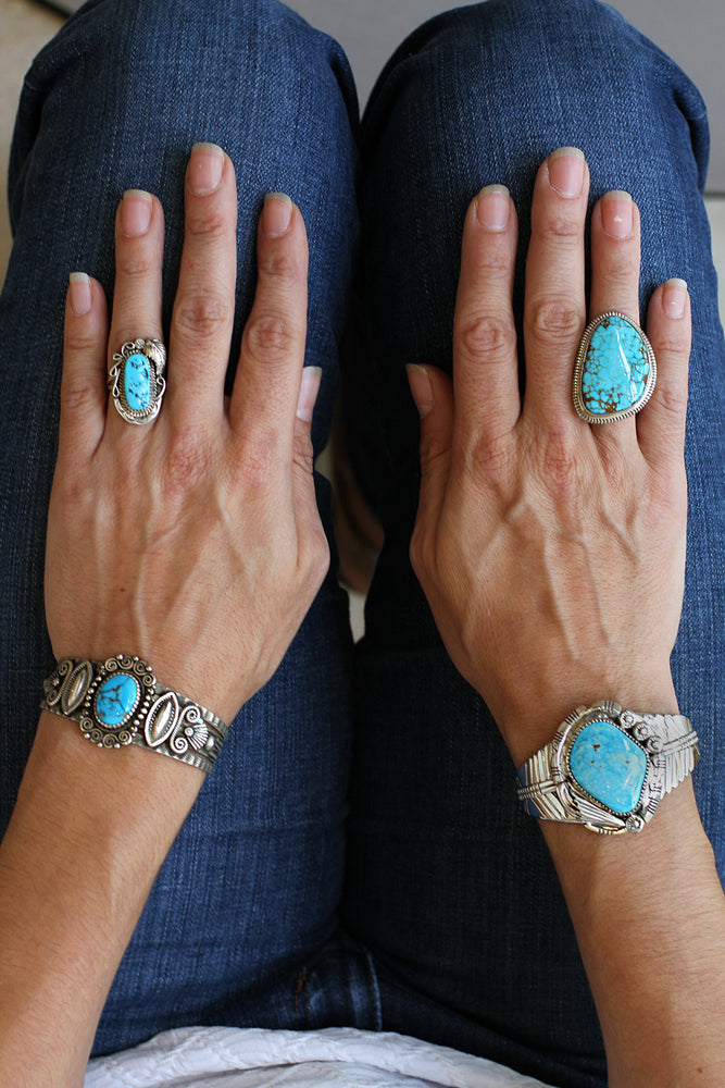 Load image into Gallery viewer, Turquoise Jewelry