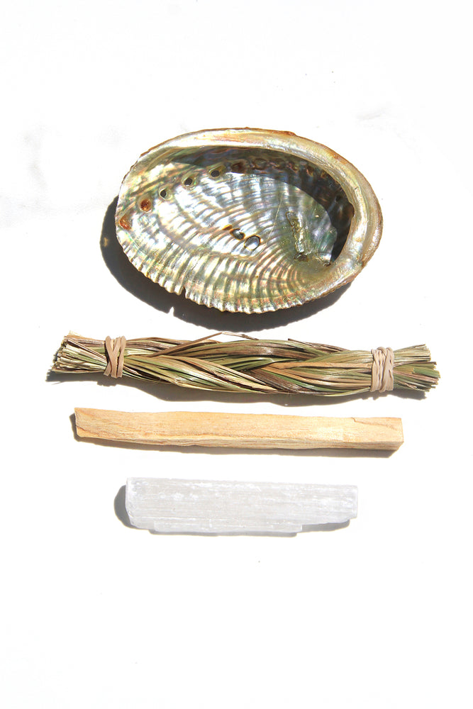 Mini Smudge and Selenite Kit