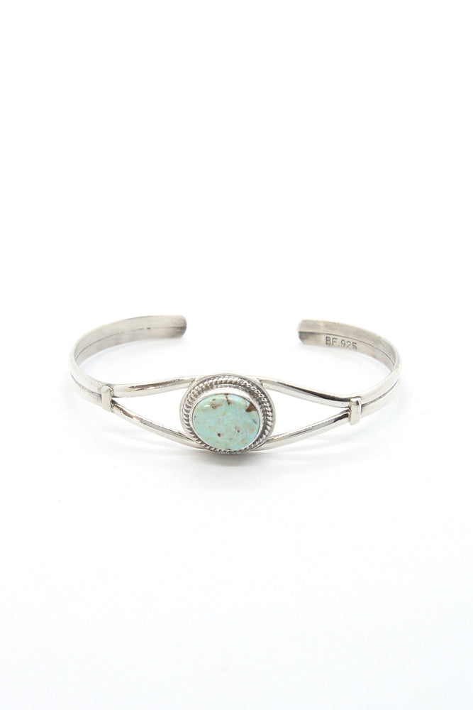 Load image into Gallery viewer, Petite Dry Creek Turquoise Bracelet