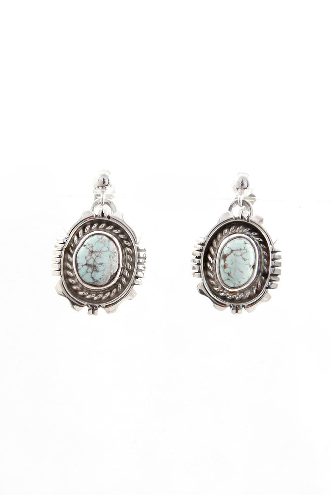 Dry Creek Turquoise Post Earrings