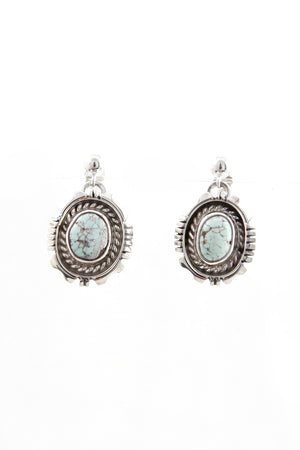 Load image into Gallery viewer, Dry Creek Turquoise Post Earrings