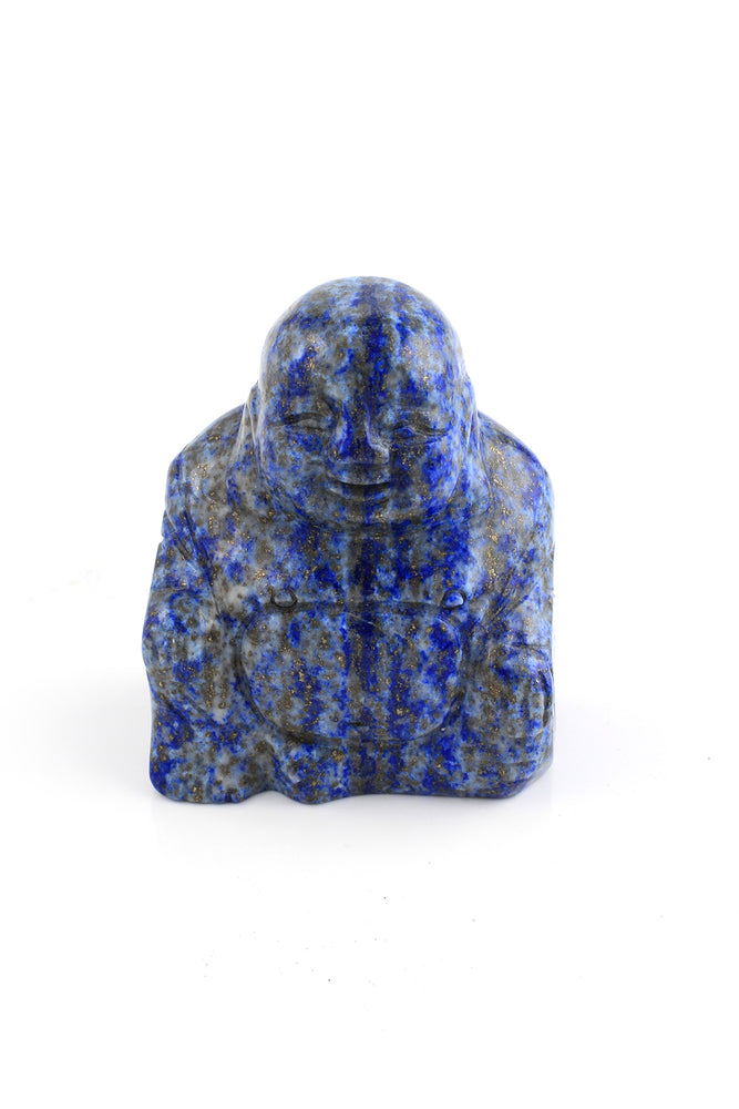 Load image into Gallery viewer, Sodalite Buddha Statue