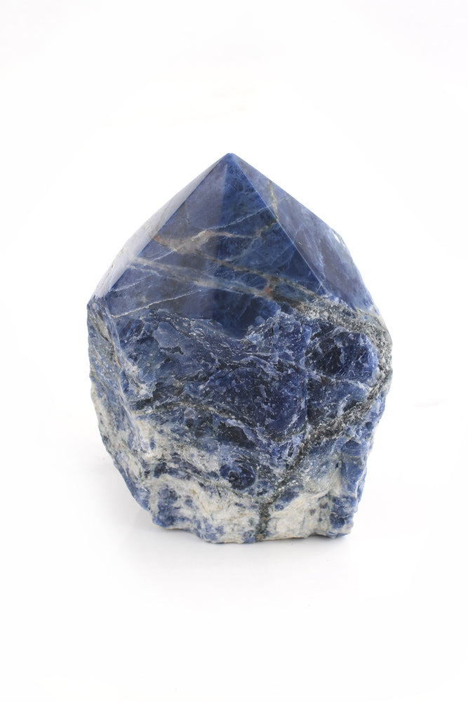 Sodalite Point from Brazil