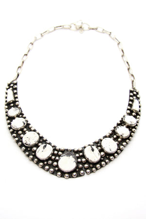 Billy Jamarillo Women's White Buffalo Necklace