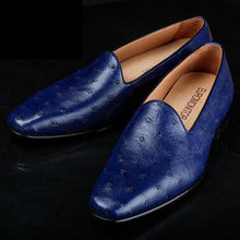 Load image into Gallery viewer, leather men shoes  business