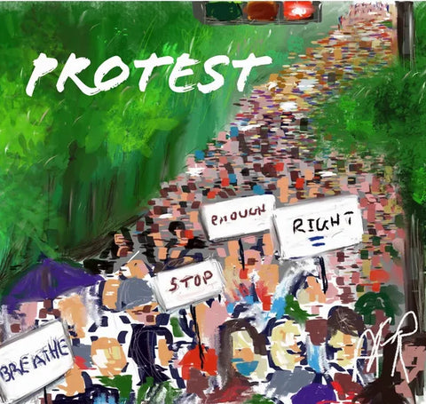Protest from the Protest collection