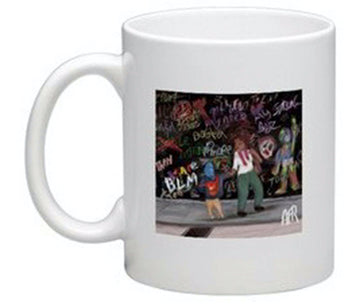 BLM Mother & Son Mug - AFRArt2U