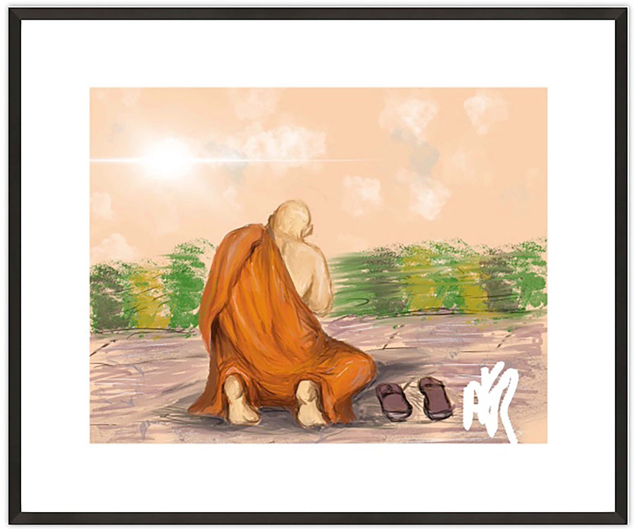 Prayer Series. 4 Traditions in Giclee Prints - AFRArt2U