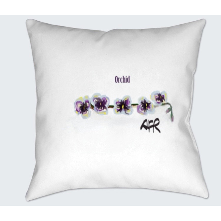 Orchid Luxury Pillow - AFRArt2U