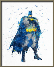 Load image into Gallery viewer, Cartoon Superheros 5D Crystal Art Paintings Decorative DIY Home Decoration Select Round Square Inlay Diamonds Do It Yourself Project ADHD Therapy