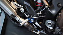 Load image into Gallery viewer, BMW Motorrad M Adjustable Rider Rearsets / Footrest System K67 S1000RR 2019-2021