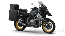 Load image into Gallery viewer, BMW Motorrad Black Aluminium Pannier Volume Expansion Set GS40 Limited Edition K51 R1250GSA 2019-2021