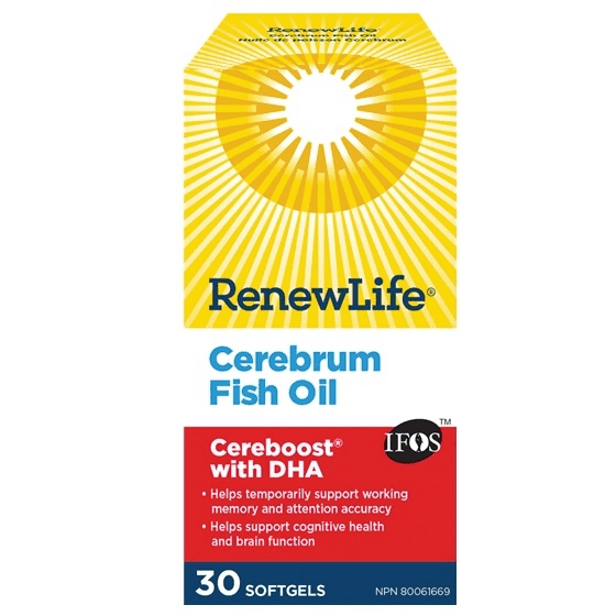 RenewLife Cerebrum 30Softgels
