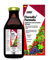 FLORADIX LIQUID IRON 250ML
