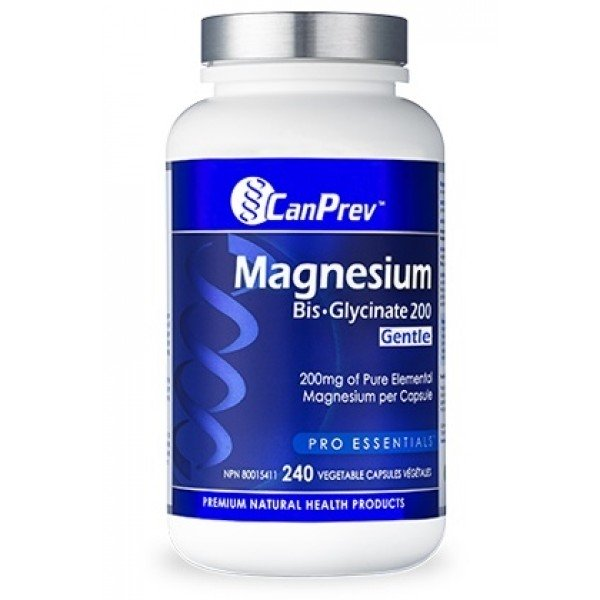 CanPrev Magnesium Bis-Glycinate - hollowwillow