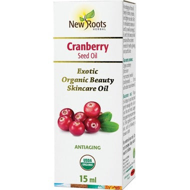 New Roots Cranberry Seed Oil - hollowwillow