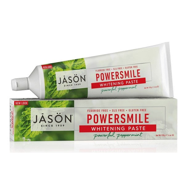 Jason Power Smile Toothpaste - hollowwillow