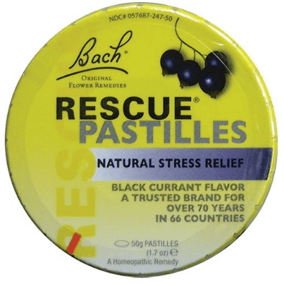 Bach Rescue Pastilles - hollowwillow