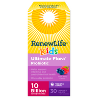 RenewLife Kids Ultimate Flora - hollowwillow