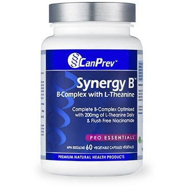 CanPrev Synergy B Complex with L-Theanine - hollowwillow