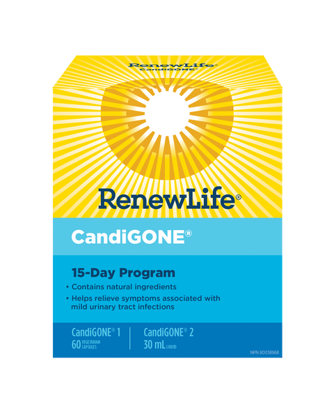 RENEWLIFE CANDIGONE 15 DAY PROGRAM