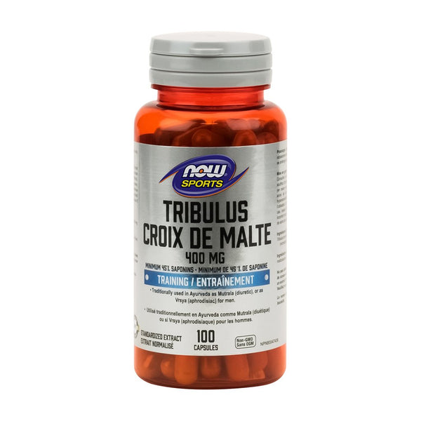 NOW TRIBULUS 400MG 100C