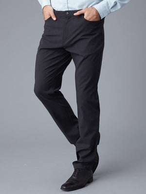 MMWardrobe Stretched 6 Pocket Trousers - Black
