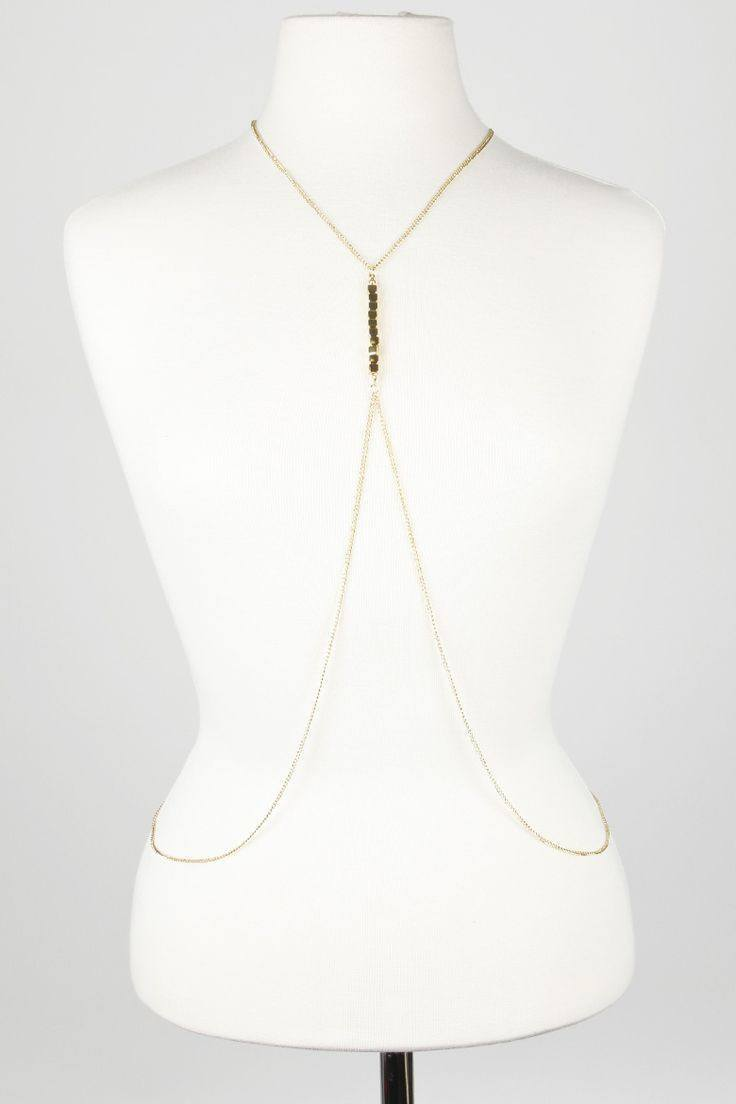 Body Chain - Beach Baby Body Chain