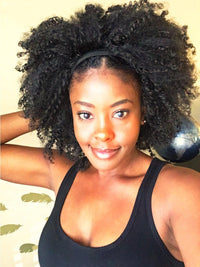 Kinky Wash And Go Half Unit (no Combs)