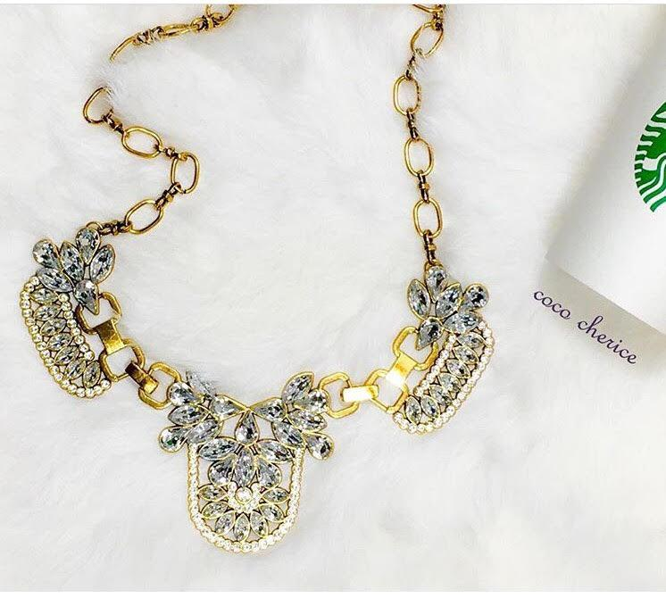 Statement Necklace - Shine Necklace