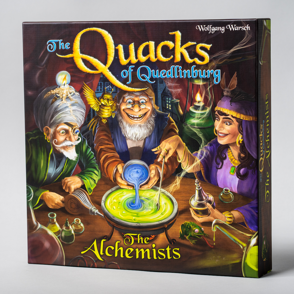 The Quacks of Quedlinburg: The Alchemists