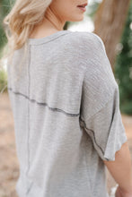 Load image into Gallery viewer, Sandstone Grey Knit Top