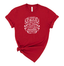 Load image into Gallery viewer, Faith Graphic T-Shirt