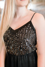 Load image into Gallery viewer, Time To Sparkle And Shine Dress