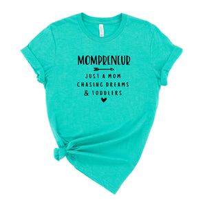 Mompreneur Graphic T-Shirt