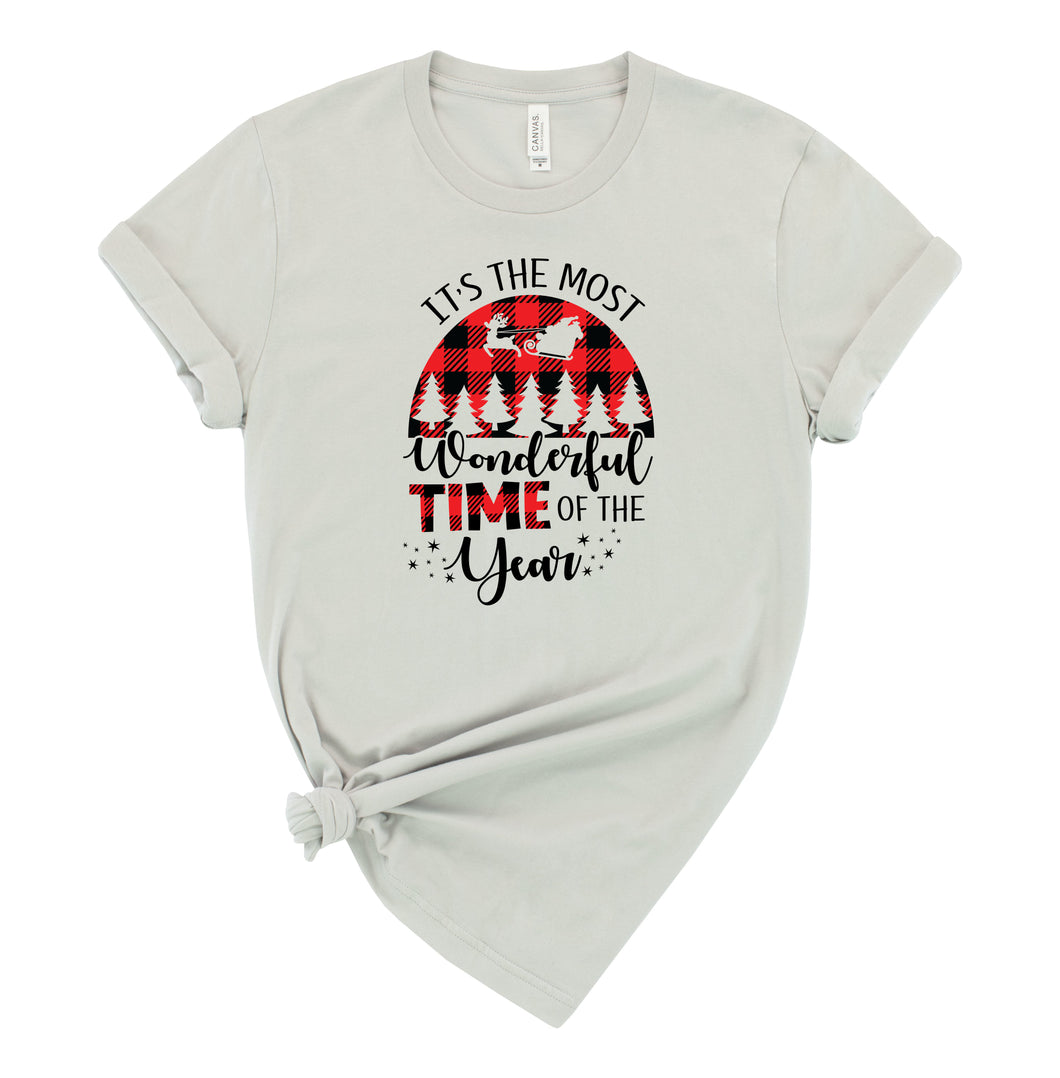 It's the Most Wonderful Time of the Year Graphic T-Shirt