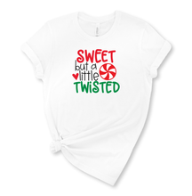 Load image into Gallery viewer, Sweet but a little Twisted Graphic T-Shirt