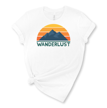 Load image into Gallery viewer, Wanderlust Graphic T-Shirt