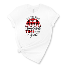 Load image into Gallery viewer, It's the Most Wonderful Time of the Year Graphic T-Shirt