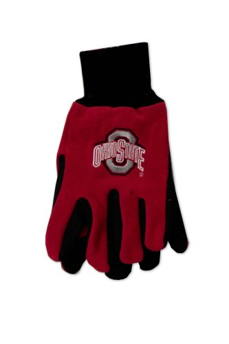 Ohio State Two-Tone Gloves
