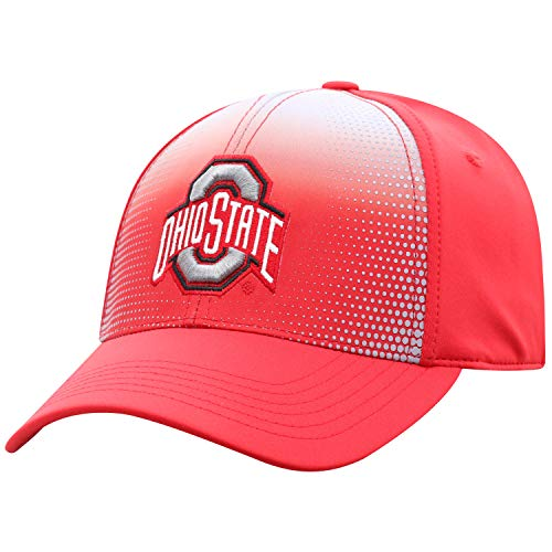 Ohio State Buckeyes Fitted hat - Red - OneFit - Size M/L