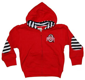 Ohio State Buckeyes Toddler 2pc Fleece Sweat Suit